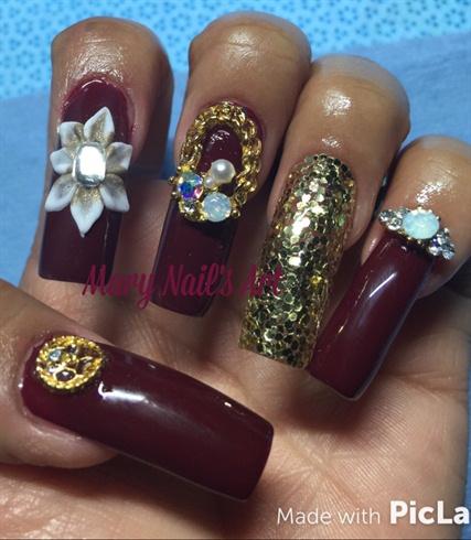 Mary Nails Art 👍