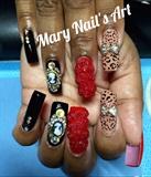 Mary Nails Art 😘