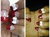 my nails my work on myself