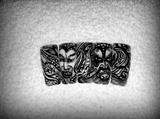 Guan Yu Tattoo Nail