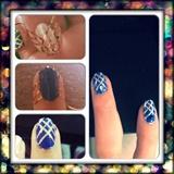 Nail Art Design Tuto