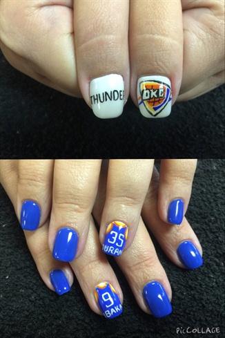Thunder nails nail art gallery thunder nails prinsesfo Images