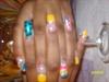 my hand work