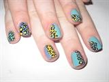 Pastel Leopard