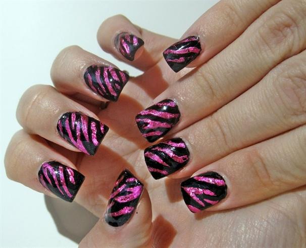 Foil Zebra