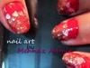 Asian Bridal nails
