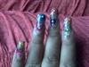 Bday Nails