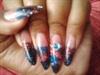 Princess ring nail