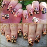 Safari Nail Art