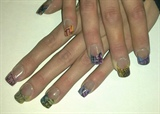 graff nails :)