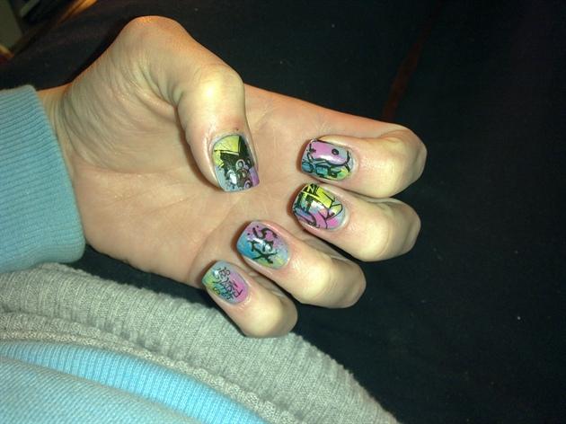 graff nails again