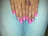 matte pink camo