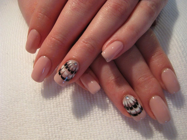 Nude nail art gallery - Nail art nude ...