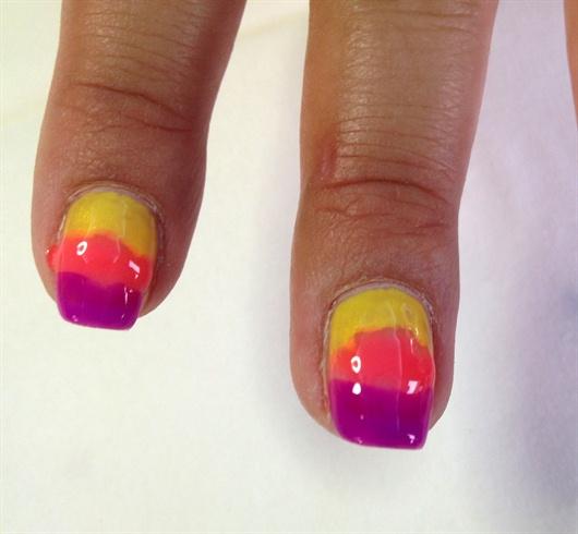 Apply color gels
