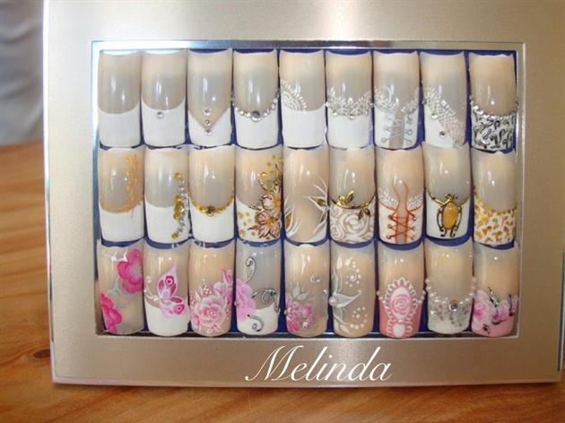 Wedding Nail Art Ideas 2 Nail Art Gallery