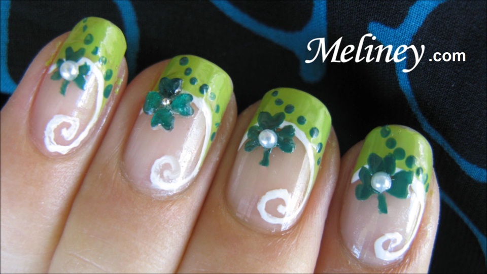 31 plain meliney nail art ledufa the accent that never goes out of style on top of that theyre at center stage right now and that couldnt be better news for the world of nail art prinsesfo Gallery