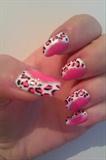 Fantastic Pink Nails