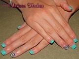 Tiffany's Zebra