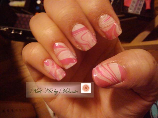 Pink flush