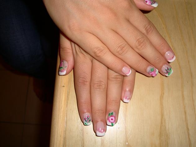 Colata gel con micropittura nail art gallery colata gel con micropittura prinsesfo Gallery