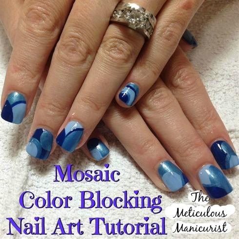 Mosaic Color Blocking