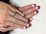 "Nail Art Trend ""Evanesce"" Nails"