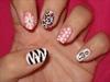 Pick n' Mix nail art!