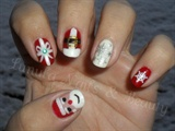 Christmas Mix Nails