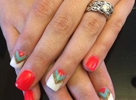 nail art: Nails By Mia