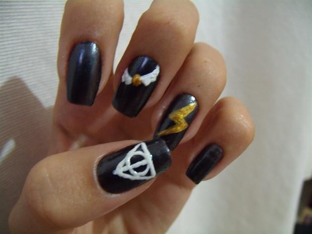 Inspired Harry Potter