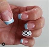 Blue N White