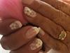 Art nail - Flowers Oeiras