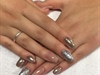 Gel nails for party