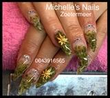 Weed Nails ( Real Weed )