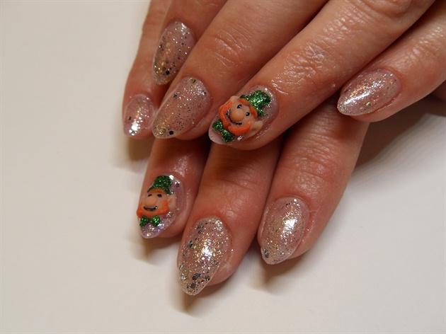 Acrylic Leprechauns