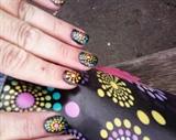 Rainboots Manicure