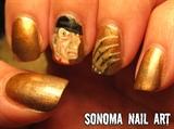 Freddy Krueger nails
