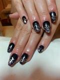 Black & Golden sparkles