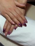 Camouflage pink & Purple