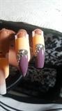 Purple Dimonds
