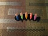 Multi Colored Ombré