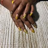 Yellow Ombré