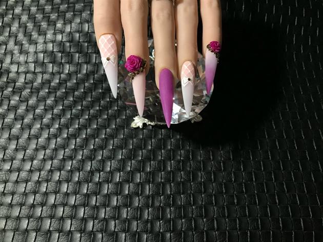 Wedding/ Prom Nails
