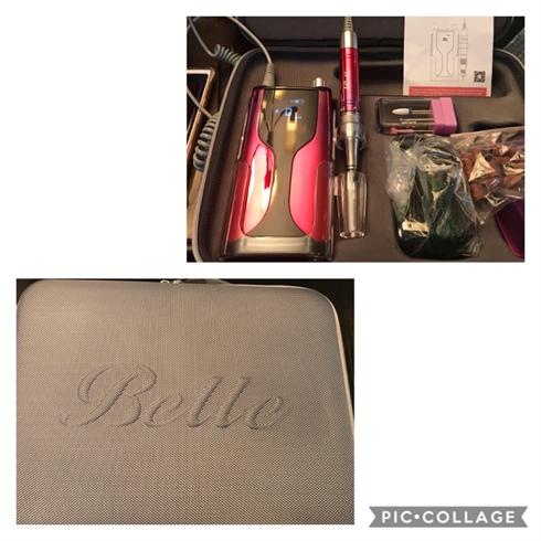 Belle Nail E-Drill