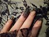 lace nail art