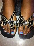 Tribal MINX nails