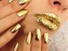Minx- Gold Lightning