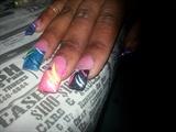 Multicolor Glitter