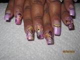 Purple Attire #1