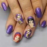 Eric and Ariel Nails